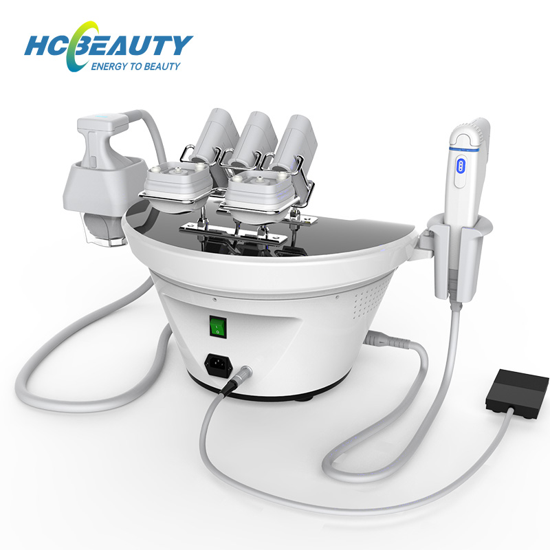 Lipohifu And Hifu Multifunctional Beauty Machine