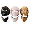7 Color Led Light Face Mask Anti-aging Acne Removal