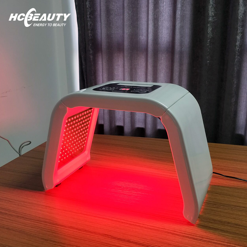 Professional Led Light Therapy Equipment Acne Removal