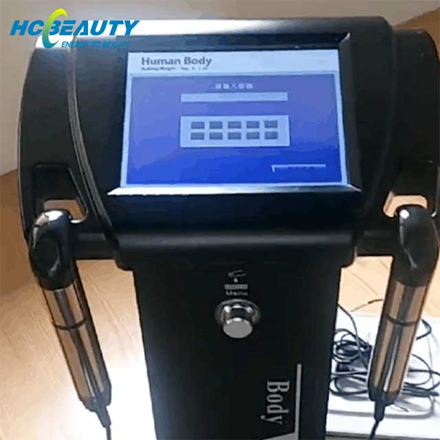 Wifi Support High End Body Composition Analyzers
