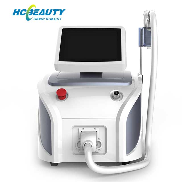 Large Beauty Salon Average Cost of Laser Hair Removal Machine