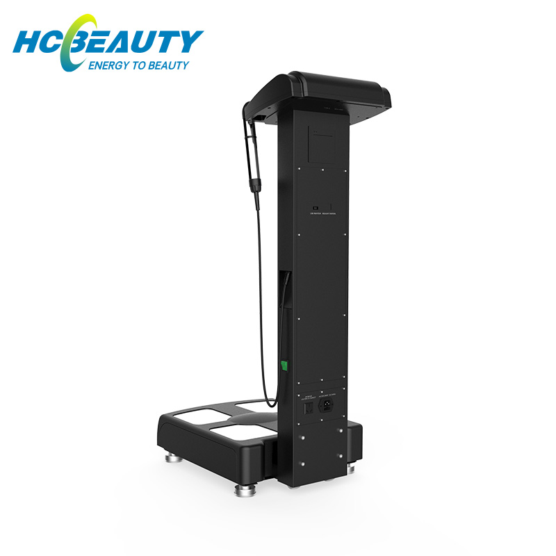 Healthy accurate test body fat analysis machine