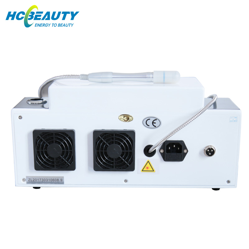 30W portable beauty device 980nm diode laser vascular removal