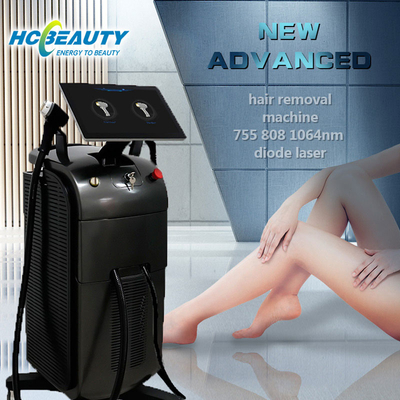 Hot Dark Skin All Style Beauty Salon Popular Laser Hair Removal Machine Soprano Ice