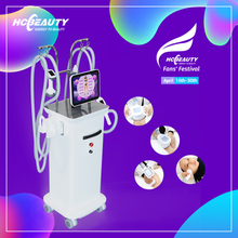 Skin Tightening And Body Slimming Vacuum Cavitation Multi-RF Machine for Sale