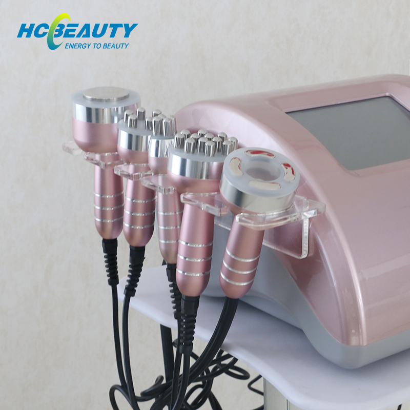 5 in 1 Multifunction Vacuum Rf Cavitation Machine