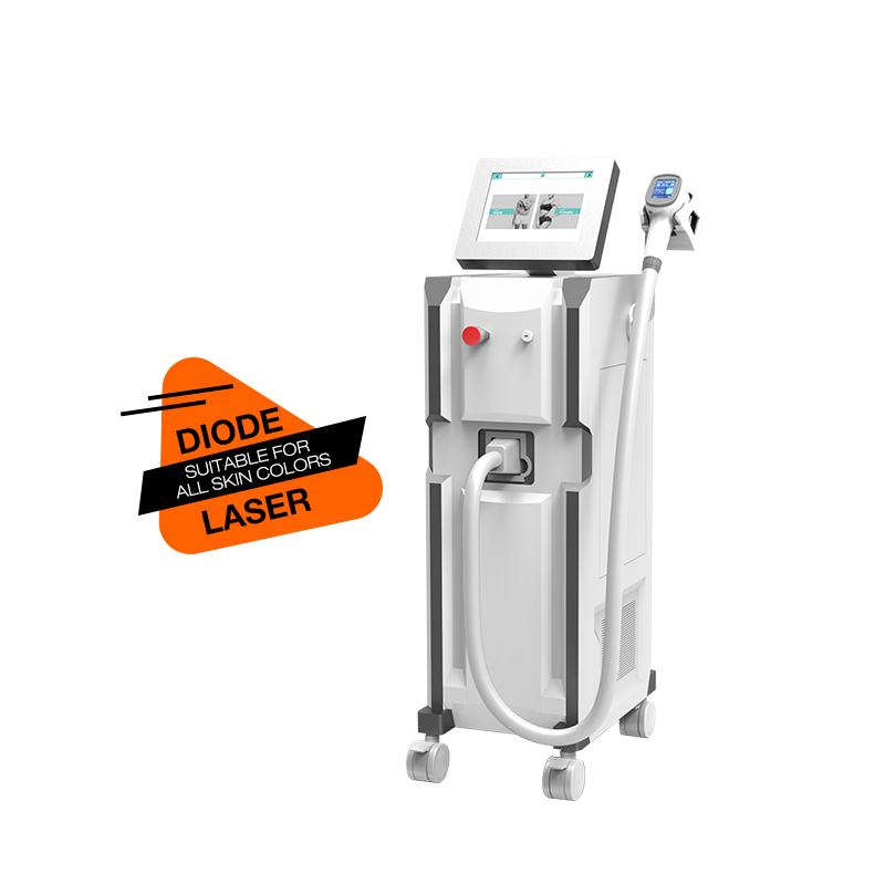 Vatical permanent result 810 diode laser hair removal with medical CE