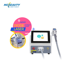 Three Wavelength Diode Laser Machine with 755nm 1064nm 808nm