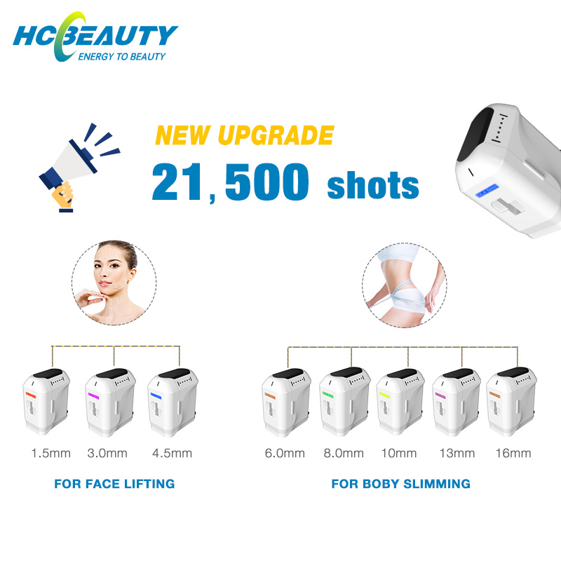 hifu machine ultrasound skin care