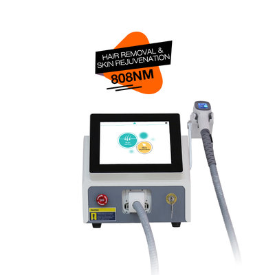 Ce Approve Diode Laser Hair Removal with 755nm 808nm 1064nm