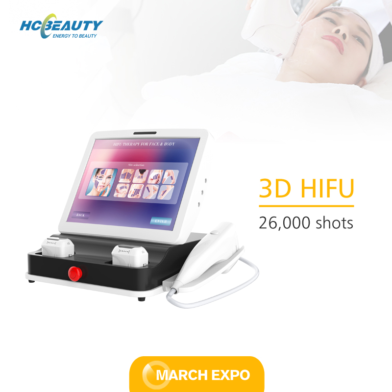 hifu machine south korea cost wrinkle removal 3d hifu equipment
