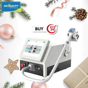 3 Wavelength 808nm 1064nm 755nm Salon Laser Hair Removal Machine Price