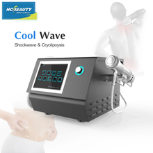 7 Transmitters Mini Home Use Shockwave Therapy Equipment