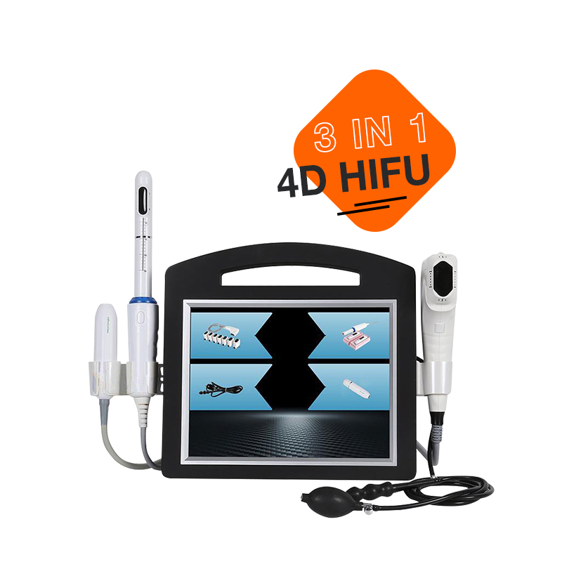 3D HIFU And Vaginal HIFU 2in1 Machine For Face Body And Vaginal