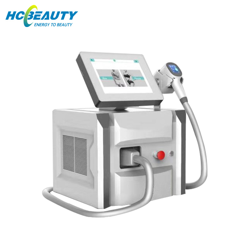 3 Wavelength Skin Whitening Professional Cost of Laser Machine for Hair Removal