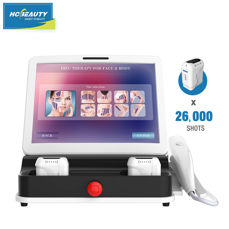 3d hifu machine face and body professional and popular