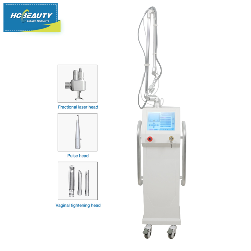 scar acne Laser Equipment Co2 Fractional for sale
