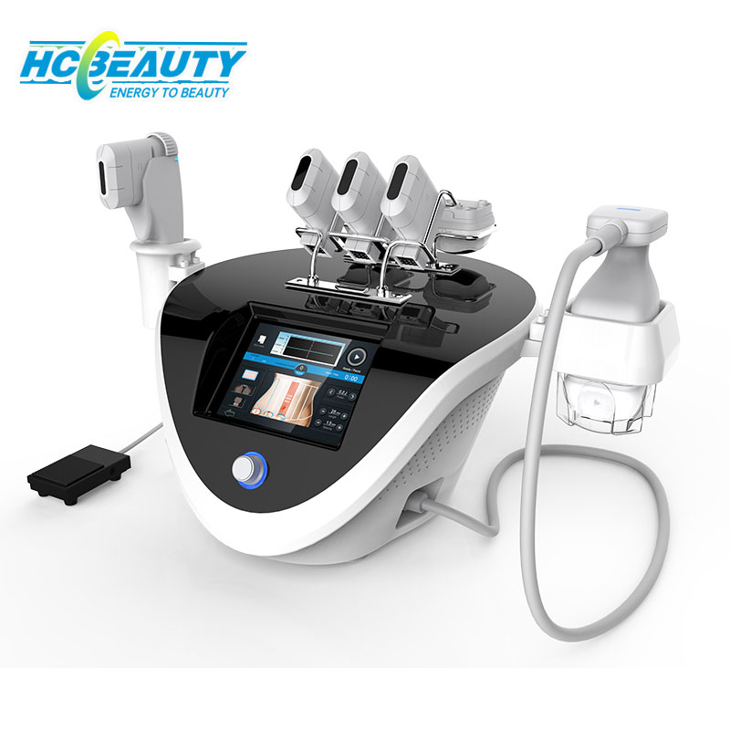 Oem Appearance 3d Portable Hifu Antiaging Face And Body