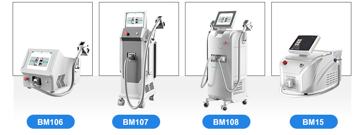New arrival pain free laser hair removal machines for sale