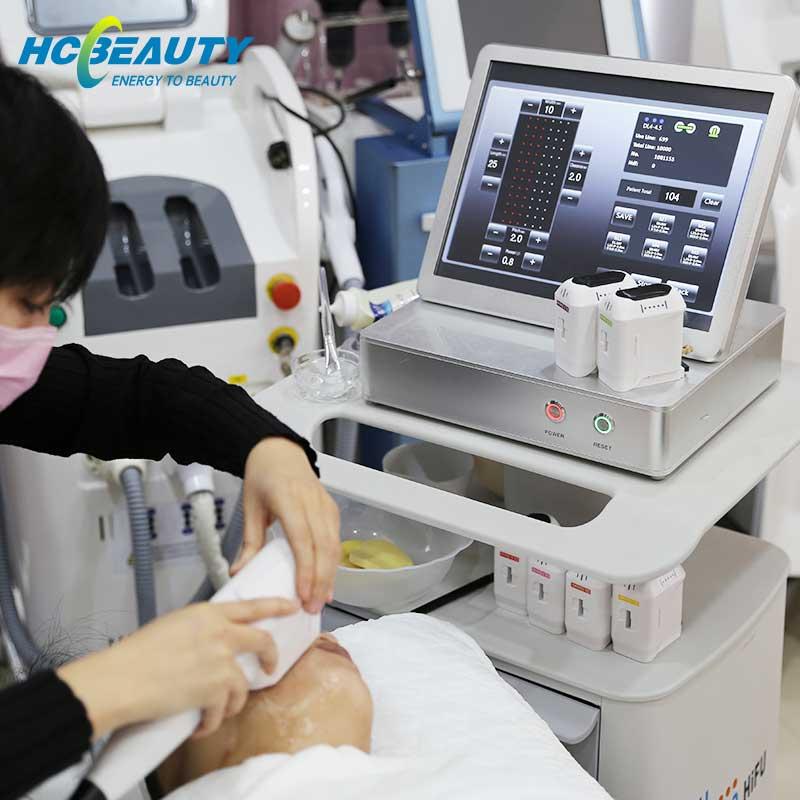 Medical Establishment Clinic 3d Hifu Facelift Reviews